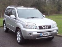 NISSAN X-TRAIL COLUMBIA 2007 : 2.2 DCI : 6 Speed Manual : Only 65K miles : Exceptional