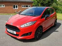 FORD FIESTA HATCHBACK SPECIAL EDITION 1.0 EcoBoost 140 Zetec S Red 3dr