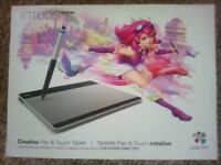 INTUOS GRAPHIC TABLET