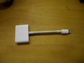 Apple Lightning to HDMI Digital AV Adapter