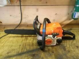 STIHL MS 170 Chainsaw wkfh warranty
