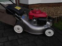 Honda Rotary Izy 16in Powered Lawn Mower. 4.5 yrs old vgc. Owned since New. House move forces sale