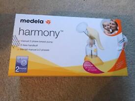 Brand new: Medela hand pump