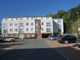 Two bedroom flat with balcony