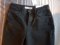 TopShop - women High Waisted Jeans - W26 L28
