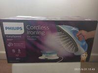 New Philips Cordless Ironing