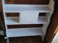 Shabby chic shelf *project*