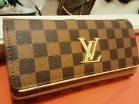 Louis Vuitton damier print purse £35 unbranded brand new
