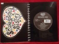 Shakespears Sister You're History A5 Handmade Vinyl Notebook