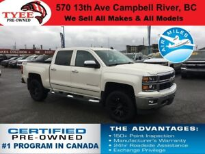 2014 Chevrolet Silverado 1500 LTZ 4x4 Navigation Rear Camera