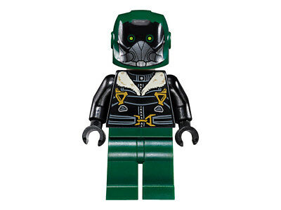LEGO Marvel Super Heroes Spider-Man The Vulture Minifigure (76083)