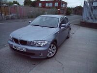 BMW 120 D (se) absolutely immaculate with F.S.H