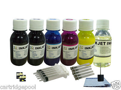 HP Refill Pigment Ink Kit For Kodak 10 :esp 5 5210 5250 7...