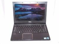 """Dell Vostro V130 13.3"""" I5 U470 4GB RAM 320GB HD Windows 10 Ultralight Laptop"""