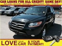 2009 Hyundai Santa Fe GL 3.3L AWD * CAR LOANS w/ $0 DOWN OPTION