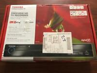 Toshiba Freeview HD TV Recorder