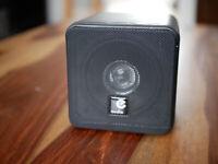 80W Pair of Compact Speakers