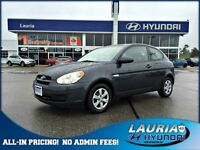 2008 Hyundai Accent 3DR GL Auto - 1 owner - LOW KMS!!