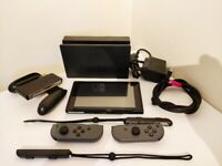 Nintendo Switch with 32 Games & All Original Accessories
