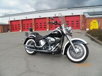 HARLEY DAVIDSON FLSTNI DELUXE,1450cc,EXCELLENT CONDITION