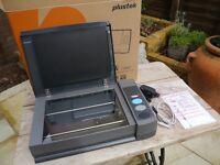Plustek OpticBook 3800 Flatbed scanner