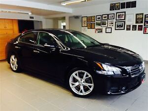 2012 Nissan Maxima SPORT/1 OWNER LOCAL TRADE!!