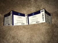 4 x The Script standing tickets @ 02 23/02/18