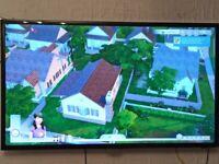 "Read description! Samsung 40"" Inch Smart LED Full HD 1080p TV, 2 x USB, 3 x HDMI, Freeview, WiFi"