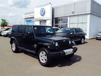 2012 Jeep WRANGLER UNLIMITED Sahara 4D Utility 4WD Includes SOFT