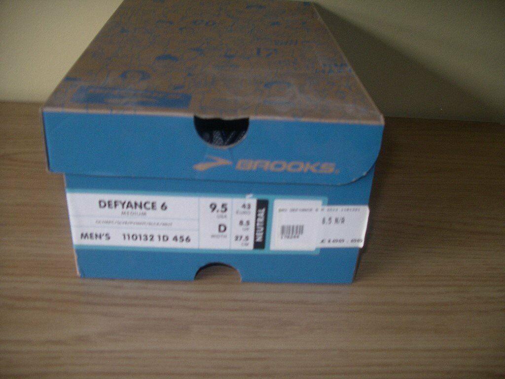 996a9be120041 Brooks Defyance 6 - Men s Size 9.5 USA 43 EURO