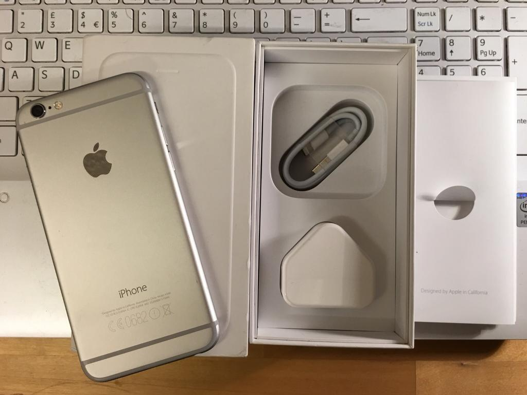 !! CHEAP IPHONE 6 128GB IN SUPERB CONDITION !!