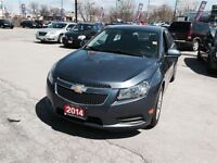 2014 Chevrolet Cruze 1LT * CAR LOANS FOR ALL CREDIT SITUATIONS