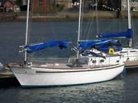 Yacht 35 foot