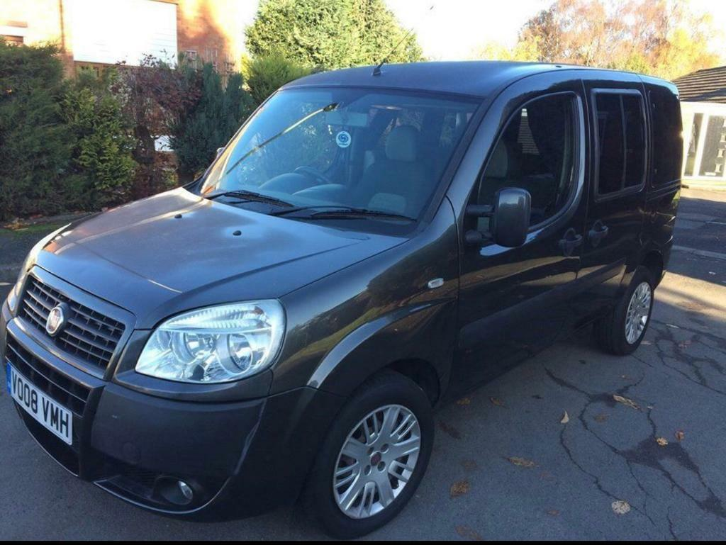 Fiat Doblo Campervan Day Van Conversion