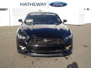 2015 Ford Mustang GT Premium-PERFORMANCE PACK