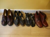 WOMENS SHOE JOB LOT, SIZES 5/6, NEW, VINTAGE, AND ONLY WORN ONCE OR TWICE MIX