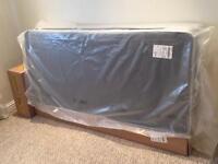 Bunk beds, mattress x2 and under bed unit.