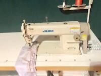 Juki DDL-5550 Original Japanese Industrial Flat Sewing Machine