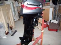 MARINER 25HP OUTBOARD NEW