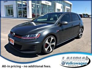 2015 Volkswagen GTI Autobahn Manual - Finance from 0.9% - Leathe