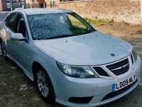 Saab 93 1.9tid 09reg vector sport Triptonic paddle shift 1year mot hpi clear taxed