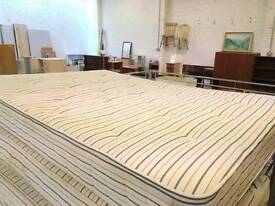 Hotel quality double mattresses now in stock.