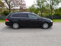 2008 VW GOLF ESTATE 2.0 TDI SE 140