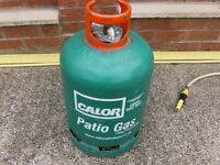 GAS BOTTLE 13 kg EMPTY GOOD FOR ANYONE WANTING TO BUY FULL ONE