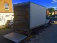 57 Plate Iveco Daily Luton Van MWB With Tail Lift, Very Clean And Reliable, Drives Superb,