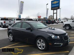 2015 Chevrolet Cruze Diesel | Low KM | Leather