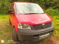 Volkswagen, TRANSPORTER, Window Van Combi Pack , 2009, Manual, 2460 (cc)