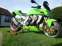 Kawasaki z1000 a3h 11500 miles only from new.