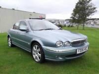Jaguar x type 2.0L D SE