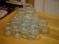 Ramekin glass 35 items